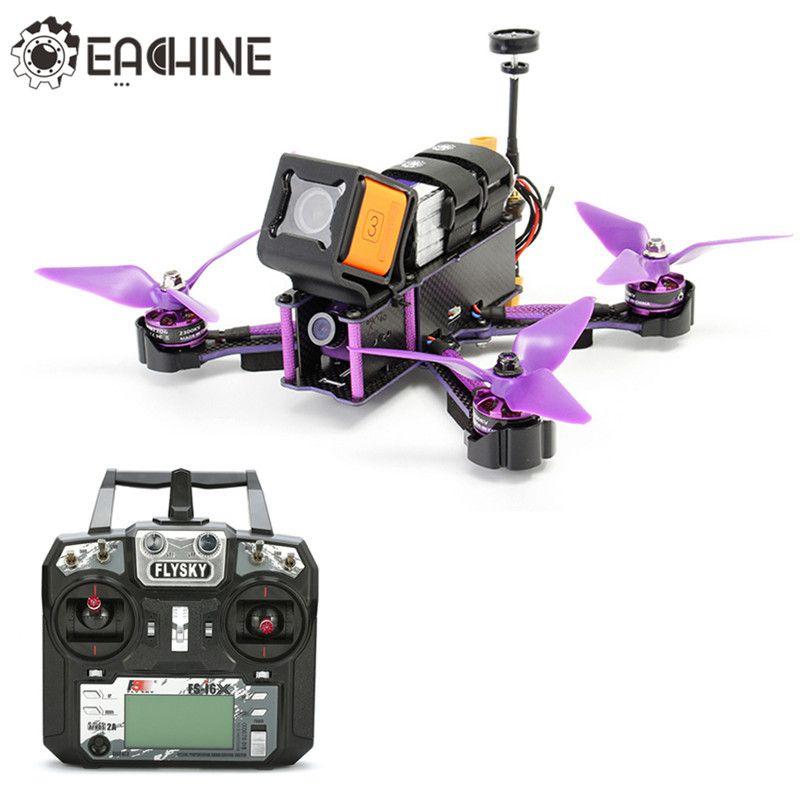 Hot Sale Eachine Wizard X220S FPV Racer RC Drone F4 5.8G 72CH 30A Dshot600 800TVL Flysky FS-i6X Trnsmitter RTF Racing Toys