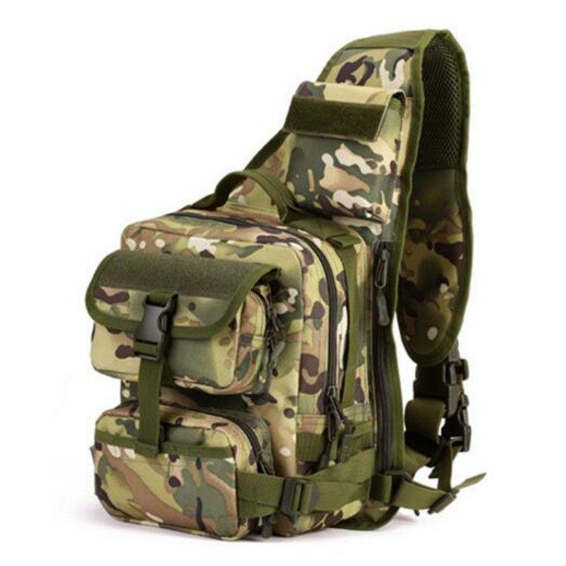 High grade fahrt eine schulter rucksack kameratasche stadt ranger paket die brust reisetasche männlichen tasche getragen freizeittasche