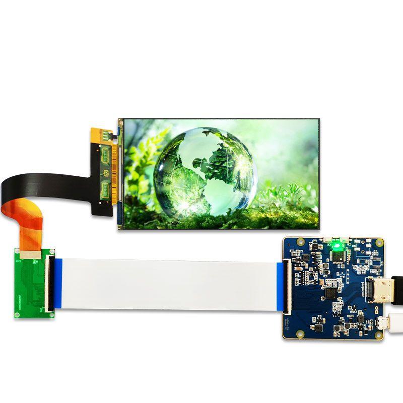 5.5 ''1440 p 2 K écran LCD LS055R1SX03 2560x1440 HDMI à MIPI carte contrôleur pour WANHAO D7 3d imprimante projecteur pièces