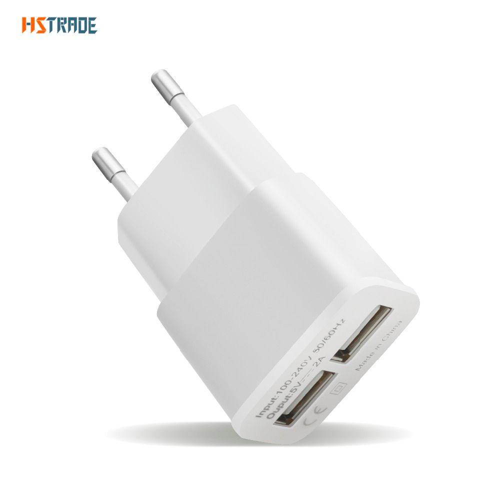 Universal Travel Usb-ladegerät Adapter Wand Tragbare EU Us-stecker Handy intelligente Schnellladegerät für iPhone 7 6 6 plus 5 5 S 5C 4 S
