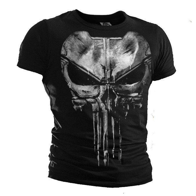 Nouveau le punisher t-shirt Daredevil punisher Coton Casual Manches Courtes Tops T-shirt Pour Hommes T-Shirts