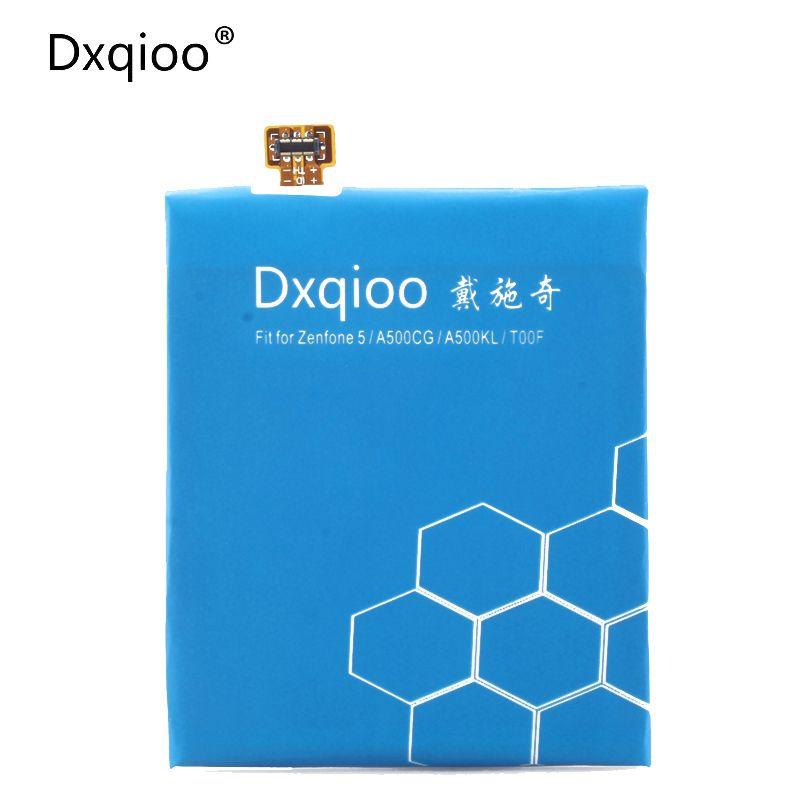 Dxqioo Neuf de Haute qualité Batterie Pour ASUS ZenFone 5 A500G Z5 T00J C11P1324 batterie