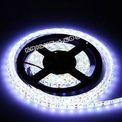 DC12V 5 м Светодиодные ленты 5050 RGB, гибкий свет 5050 Светодиодные ленты-Водонепроницаемый белый, теплый белый, красный, синий, зеленый,