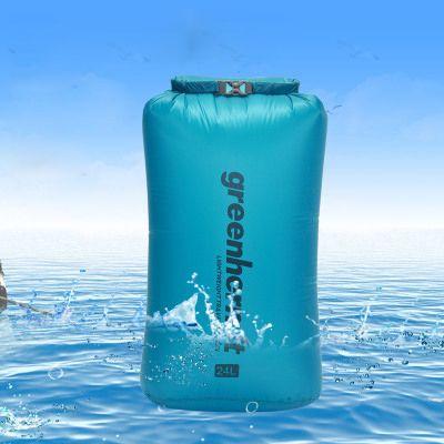 Greenhermit 12L Dry Bag UltraLight 40g Waterproof Compression Sacks 30D CORDURA Swimming Brift Rafting Bag OD1112