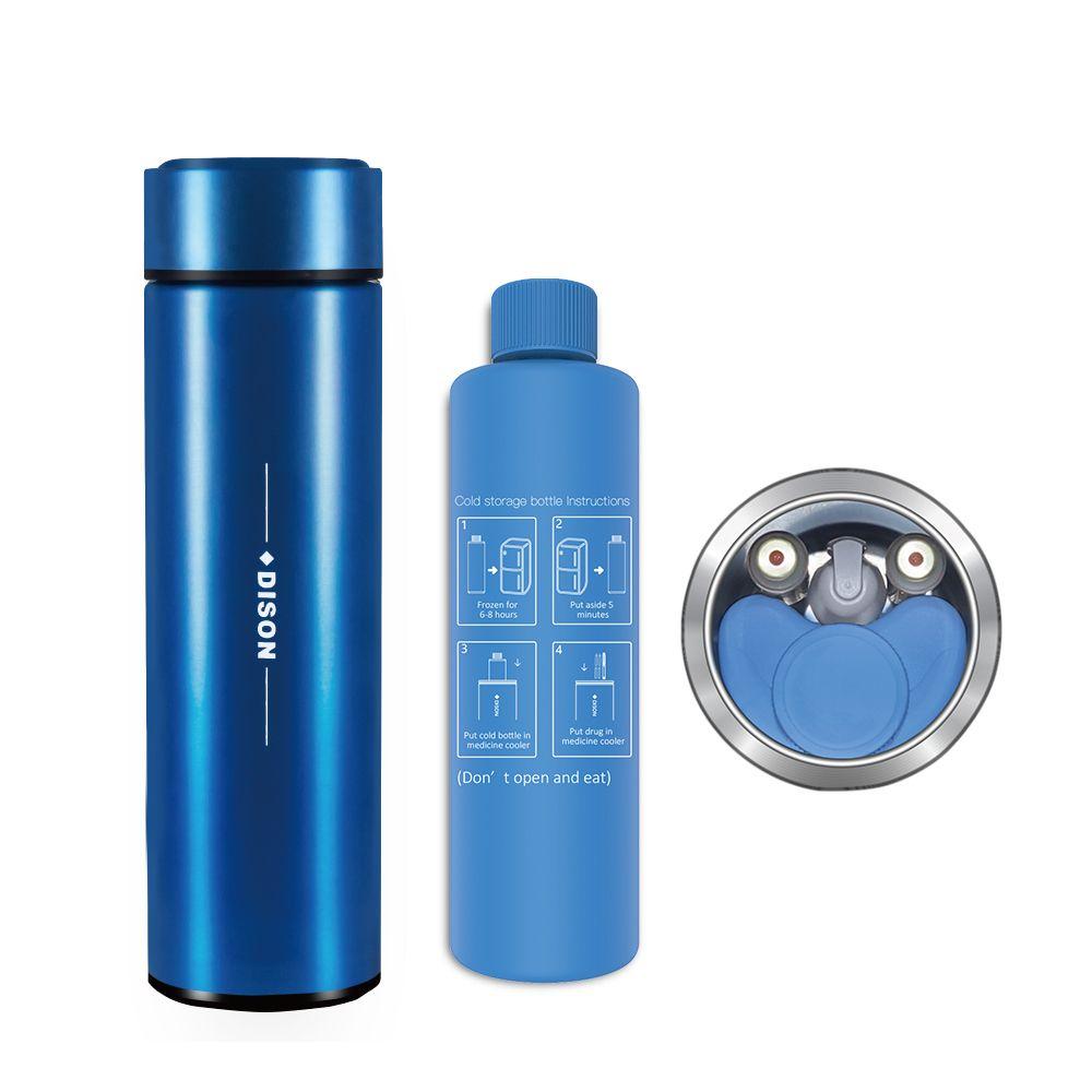 Dison Diabetes Tasche Insulin Kühlschrank Medizin Kühler Tasse Tragbare Tasche Insulin Kühlbox Insulin Kühlung Tasche