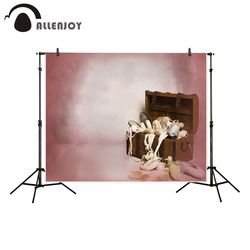 Allenjoy photography background ballet shoes girl old master backdrop photo studio photo prop customize photocall