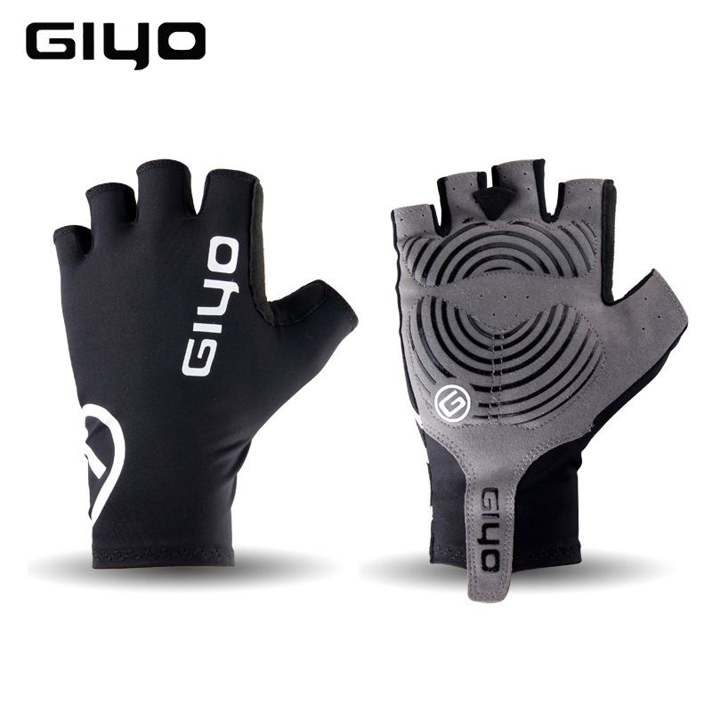 Giyo Cycling Gloves Half Finger Gel Sports Racing Bicycle Mittens Women Men Summer Road Bike Gloves MTB Luva Guantes Ciclismo