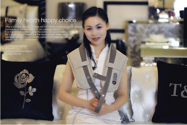 Électrique frapper corps masseur épaule appareil de massage cape mince massage ceinture dos forme ceinture cou dos Massage Relax dispositif