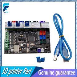 MKS Gen-L V1.0 Intégré Carte Mère MKS Gen L v1.0 Avec 5 pcs TMC2208 V1.0 Pilotes Pas À Pas Pour Tarantula et Tornado 3D Imprimante