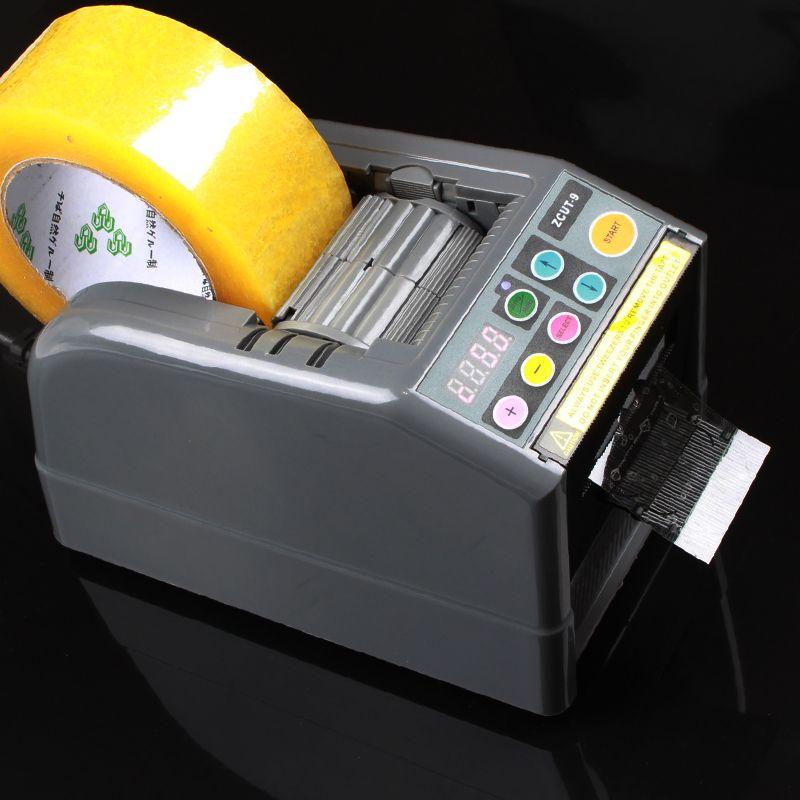 Precision ZCUT-9 efficient microcomputer intelligent automatic tape dispenser film tape cutting machine