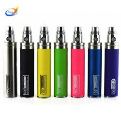 Colorful 2200mah eGo battery Ego II week e cigarette battery for ce4 ce5 atomizer ego-t 510 thread ego battery