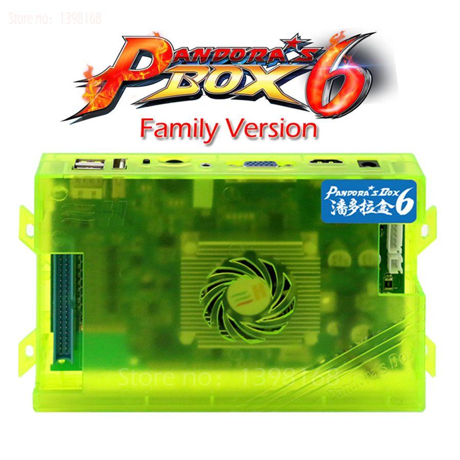 Pandora Box 6 1300 in 1 Familie Version Motherboard Zubehör Harness Für Pandora's Box konsole USB HDMI VGA Video spiel jac