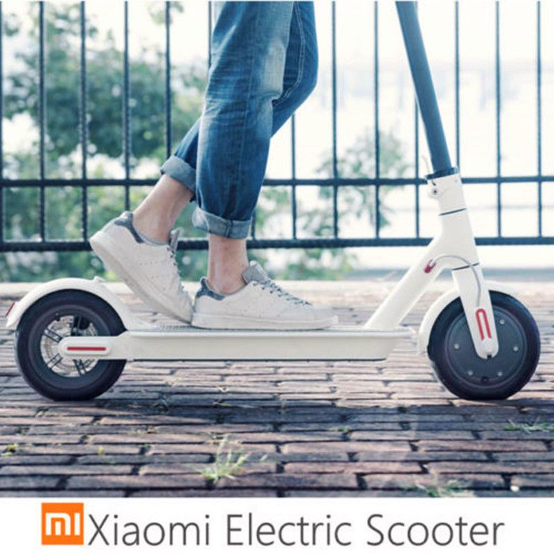Smart Electric Foldable Scooter 2 Wheels 8.5inch Hover Board,25KM/H LG Battery
