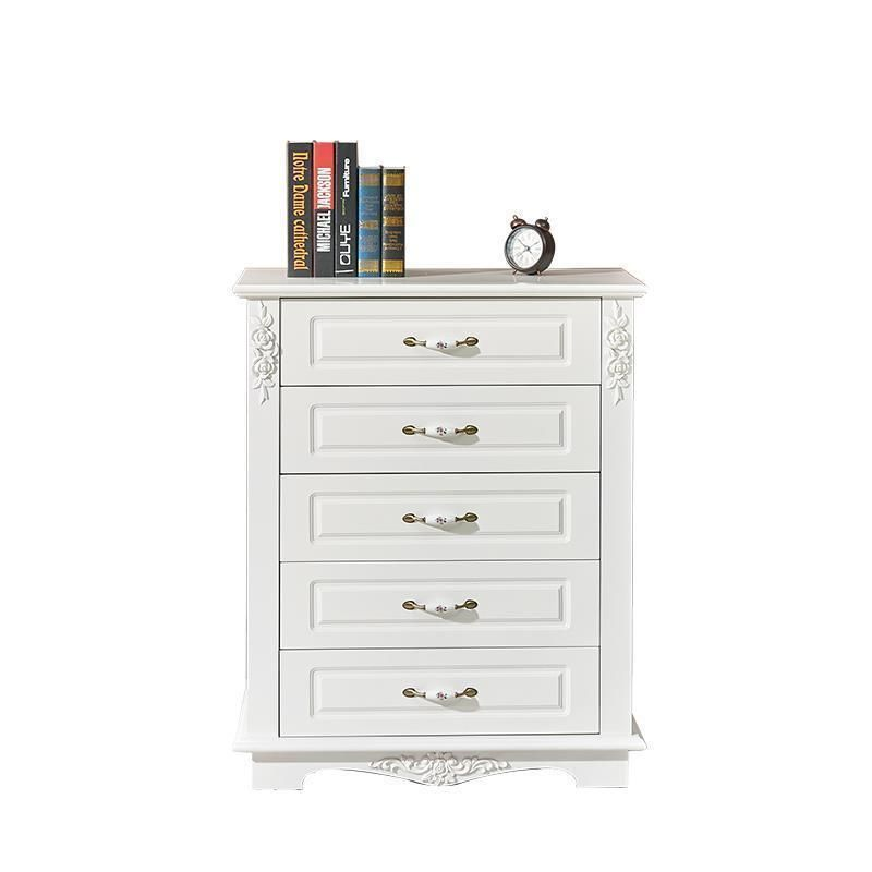 Continental simple modern lockers side cabinets storage chest of drawers