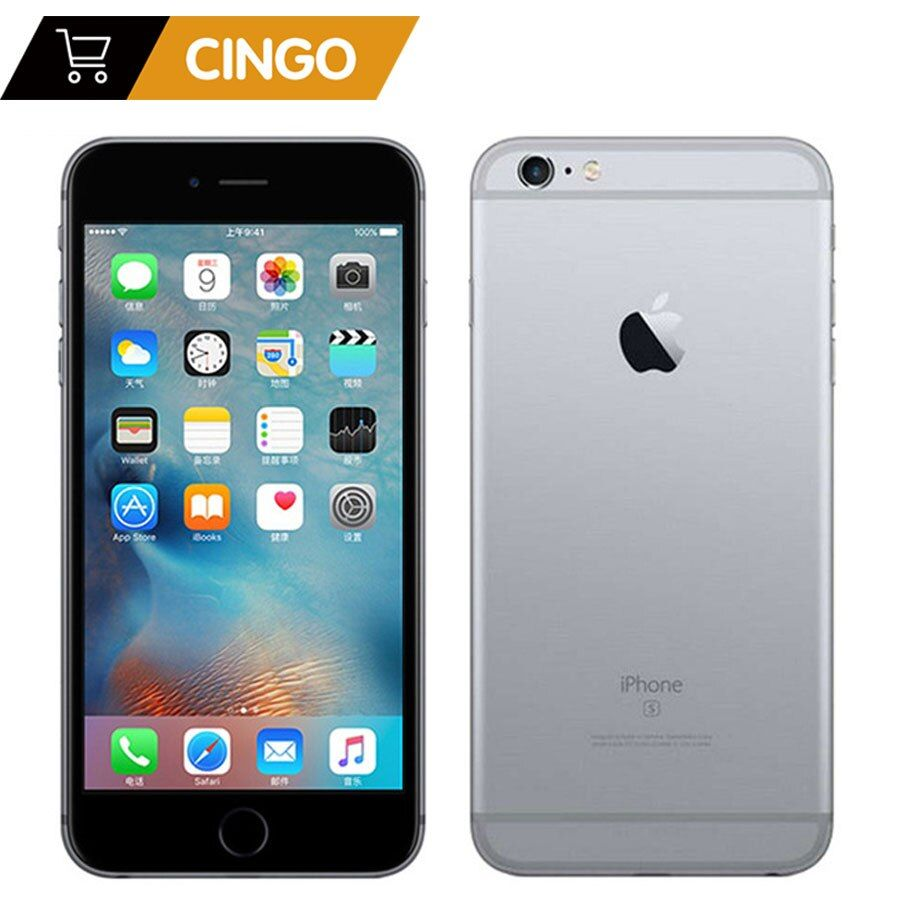 Unlocked Apple iPhone 6S / 6s Plus 2GB RAM 16/64/128GB ROM 4.7