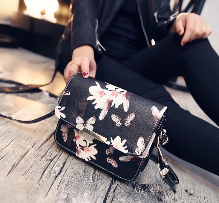 Nouveau narcisse de pulvérisation de mode, sac carré, ensemble de pulvérisation, sac à bandoulière unique, sac de femme en pente. BRANDIS