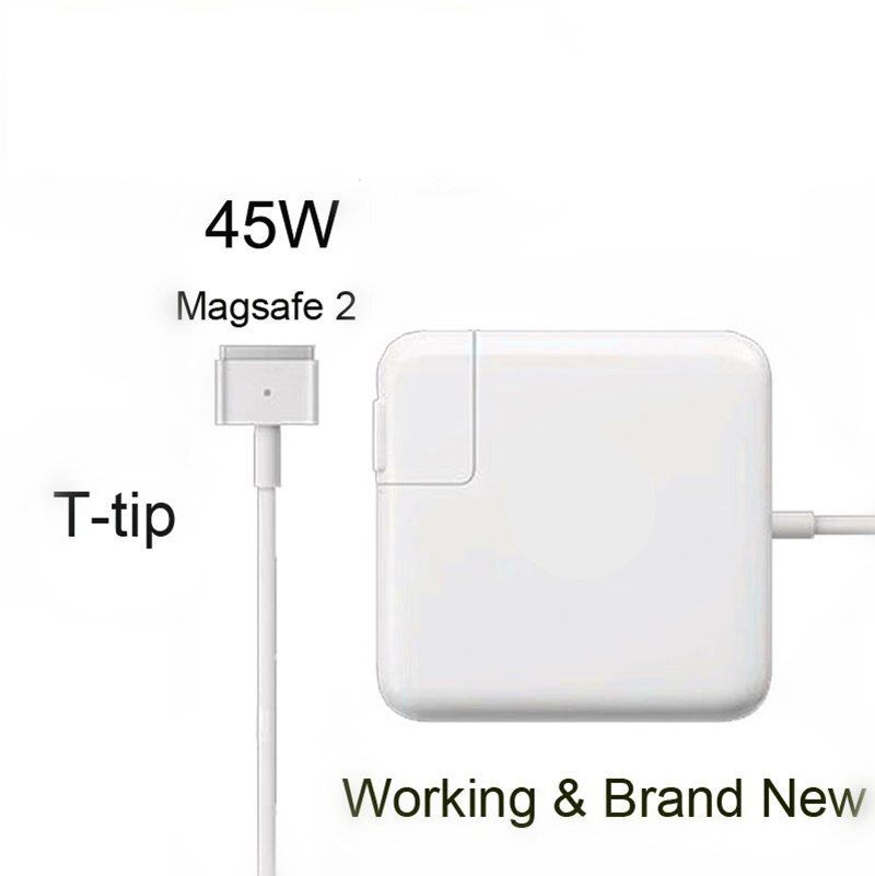 BINFUL magsaf* 2 45W 14.85V 3.05A Laptop Power Adapter Charger For apple MacBook Air 11 13 A1465 A1436 A1466 A1435