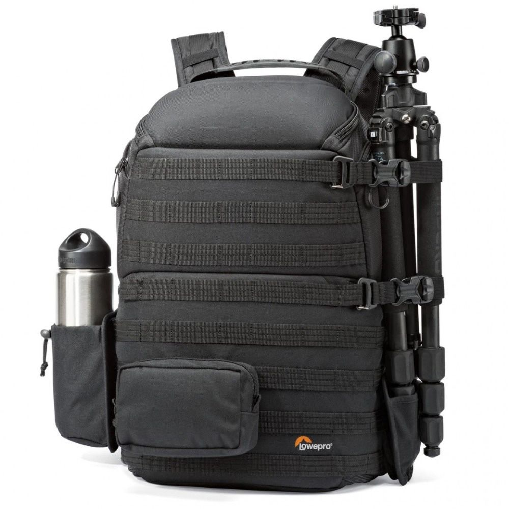 Original Lowepro ProTactic 450 aw schulter kamera tasche SLR kamera tasche Laptop rucksack mit all weather Cover 15,6 zoll Laptop
