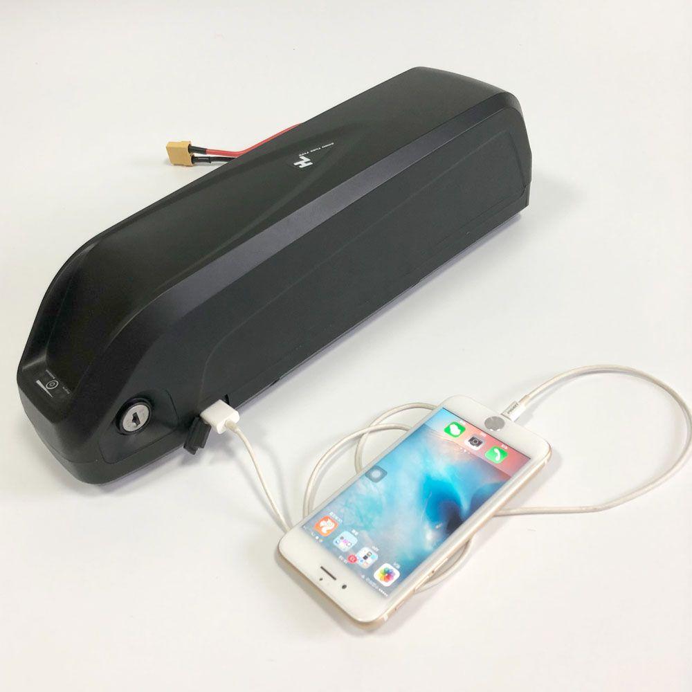 48 v 15AH Lithium-ionen Elektrische E Bike Batterie Hailong EBike mit 30A BMS für 750 watt BBS02 1000 watt BBSHD Bafang Fahrrad Motor