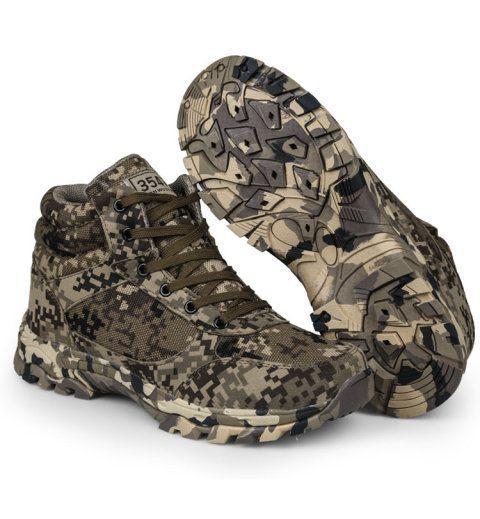Especial del Ejército Botas de invierno de Los Hombres Botas Al Aire Libre Botas Tácticas de Guerra de Combate de Alta ayuda zapatos de camuflaje para la formación de Lana arranca en frío