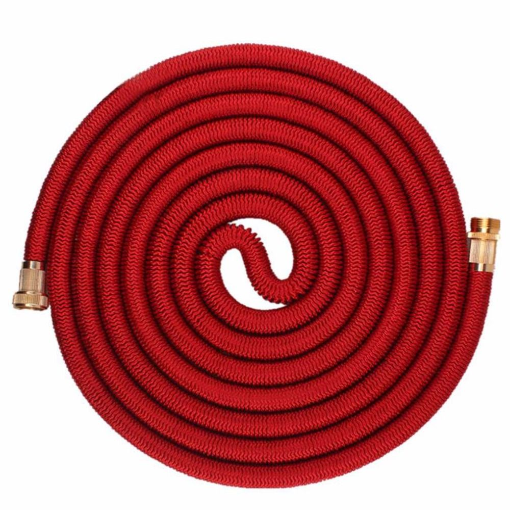 New 25FT/50FT Durable Garden Hose Expandable Magic Flexible Water Hose For Car Water Pipe Plastic Hoses Pipe To Watering Garde