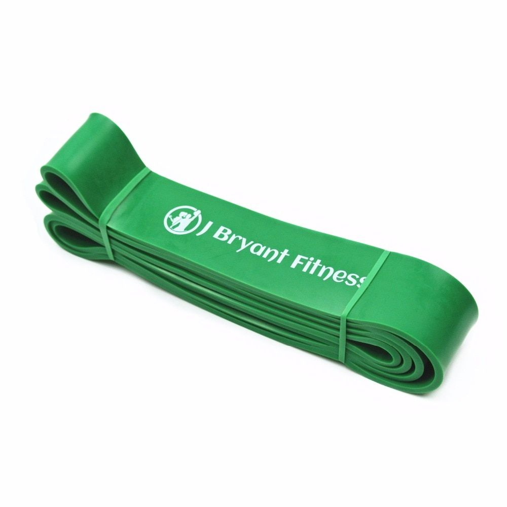 4.4cm Rubber Power Band Workout Crossfit Equipment Pull Up Fitness Resistance Bands Fitness Latex men Accessories banda elastica