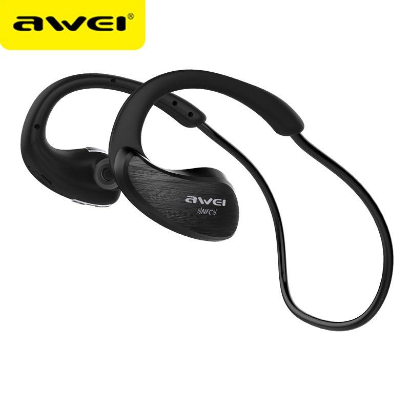 AWEI A885BL Bluetooth Casque Sport Sans Fil Écouteurs fone de ouvido Bluetooth Casque Avec Microphone Auriculares Ecouteur