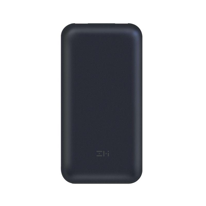 Original Xiaomi ZMI 20000 mAh USB-C Power Bank USB PD 2.0 20000mAh Powerbank Two-way Quick Charge 3.0 with Type-C Charger