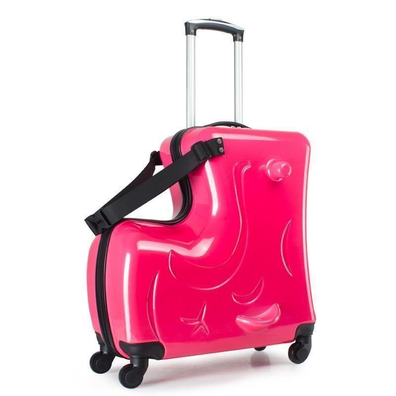 Bag With Wheels Valise Voyageur Cabina Con Ruedas Cabin Bavul Children Trolley Maleta Carro Mala Viagem Suitcase Luggage 20