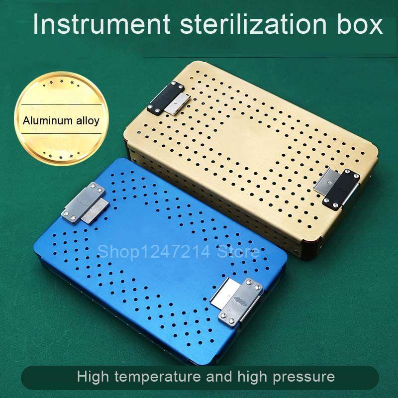 Kann angepasst werden schriftzug Ophthalmic mikrochirurgische instruments Chirurgische Autoklavierbar Chirurgie Silikon Desinfektion Box Werkzeug