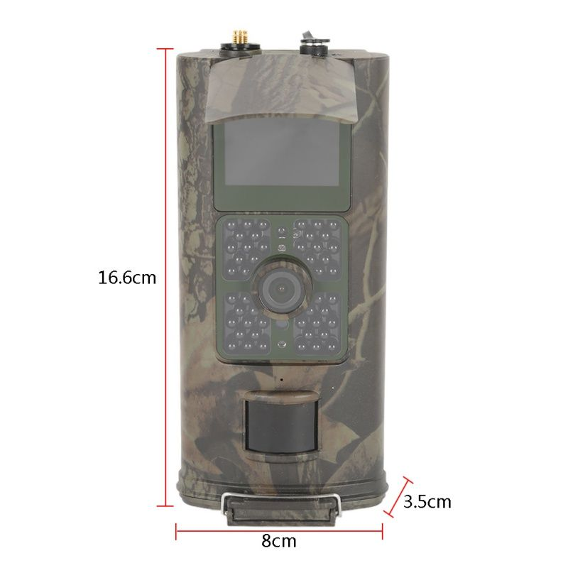 2017 jagd kamera HC700G 16MP Trail Jagd Kamera 3G GPRS MMS SMTP SMS 1080 P Nachtsicht 940nm