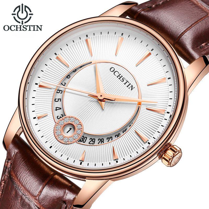 Montres femmes marque OCHSTIN mode montre à quartz pour femmes montre-bracelet horloge relojes mujer robe dames montre affaires montre femme