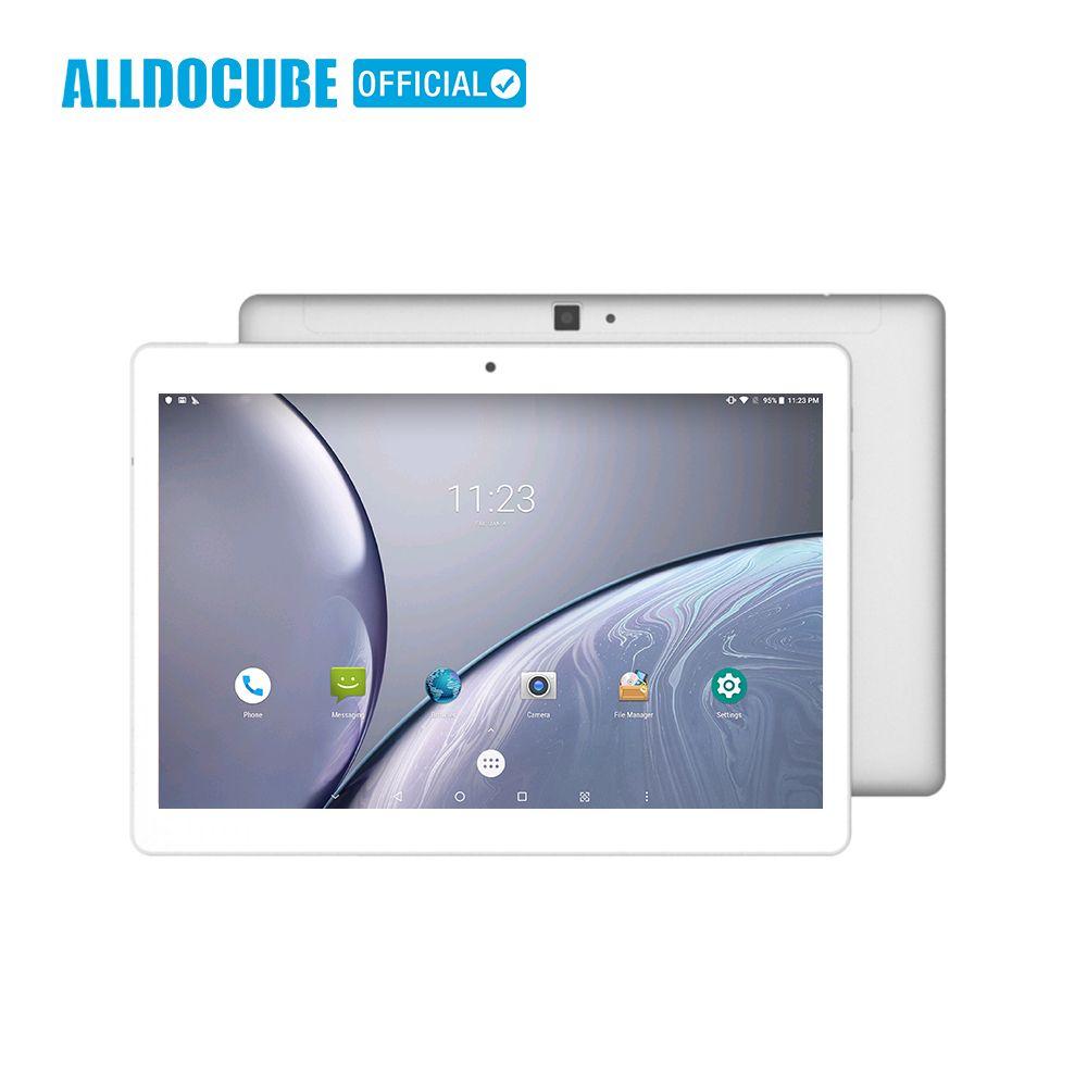 ALLDOCUBE M5X 10,1 Zoll 4G Anruf Tablet PC MTK X27 2560*1600 IPS Android 8.0 Deca core 4 GB RAM 64 GB ROM 5MP GPS Dual WIFI