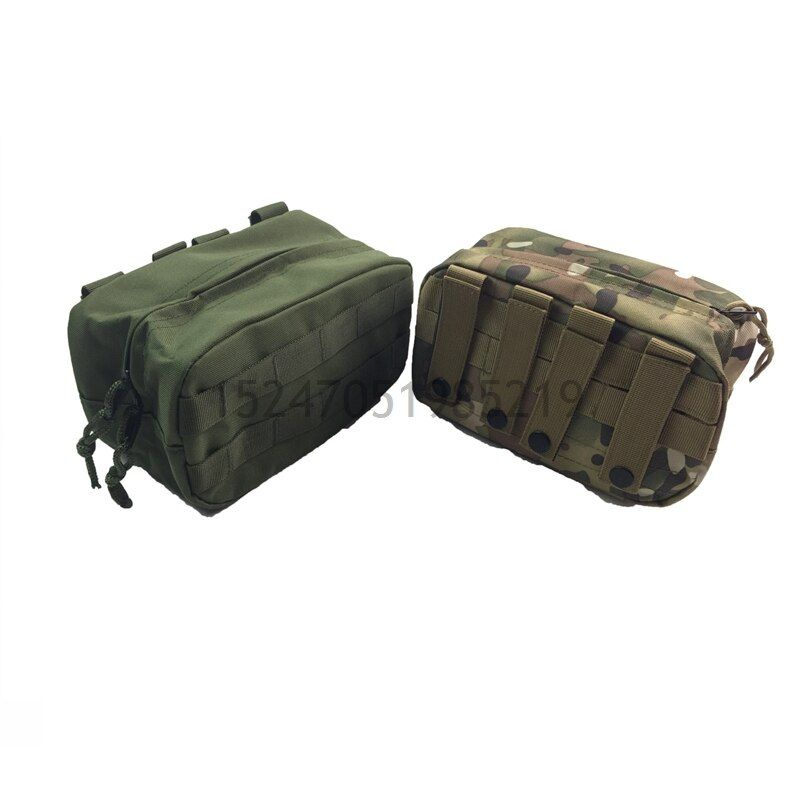 New Tactical Military Outdoor Molle Hunting Pouches Utility Medical Phone Tool Magazine Pouch