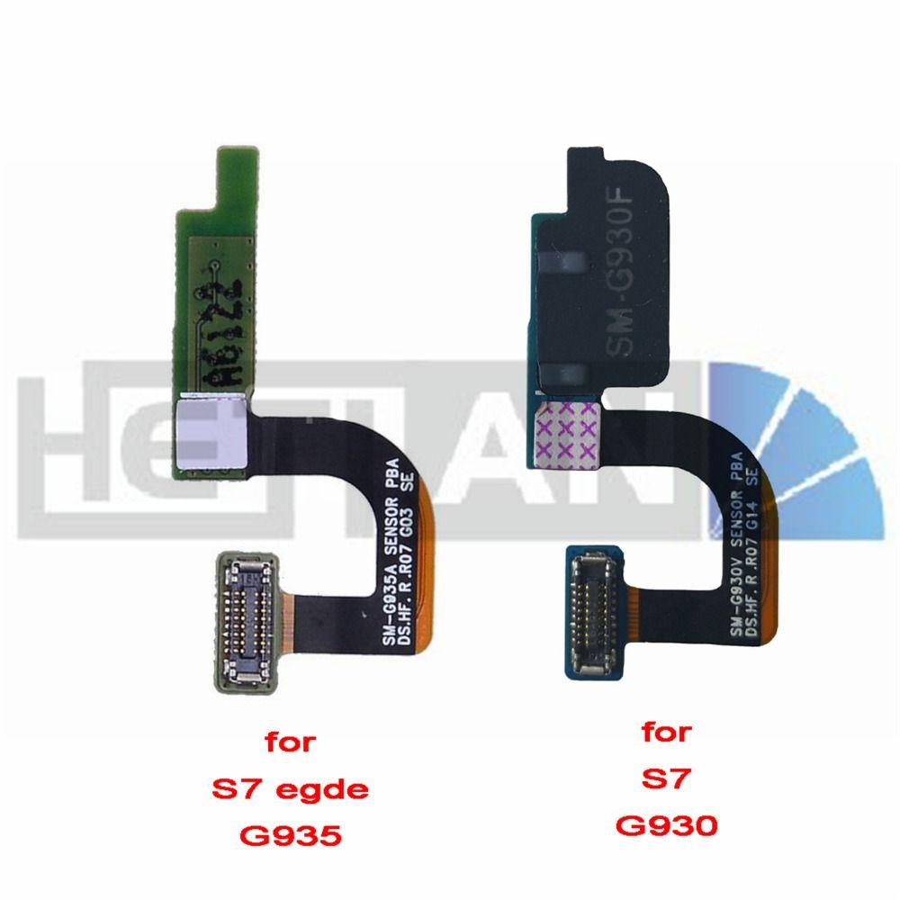 1pcs Proximity sensor Light-sensitive flex cable for Samsung Galaxy S7 edge G930 G935 Camera Flash Flex Cable Ribbon Replacement