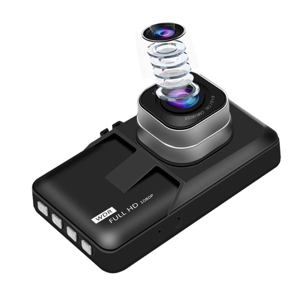 3 INCH LCD Car DVR Camera Video Recorder With G-Sensor Night Vision Motion Detection WDR 170degree Wide Angle