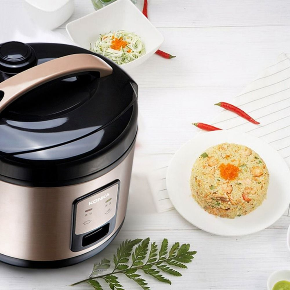 KONKA EU Plug Multifunction Electric Rice Cooker 3L Heating Pressure Cooker Home Appliances For Kitchen Electric Pressure Cooker