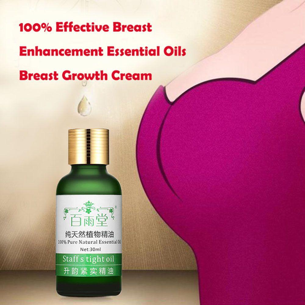 Breast Enhancement Essential Oils Breast Augmentation Promote Breast Growth Cream Chest Enlarge Effective Breast Enlargement