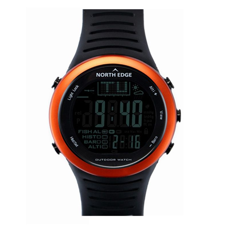 Digital Watch Smart NorthEdge Waterproof Outdoor Sport Wristwatches Alarm Led Clock Electronic Watch Smart Digital Wristwatches