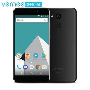 Vernee M5 mt6750 Восьмиядерный Android 7.0 мобильный телефон 4 г Оперативная память 64 г Встроенная память 5.2 дюймов 13MP 3300 мАч 4 г Dual SIM отпечатков пальцев С...