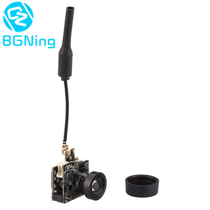 Mini 40CH 25MW 5.8G FPV Transmission Camera with M8 800TVL Lens LST-S2 for Indoor Racing Drone Transmitter FPV Racer Accessory