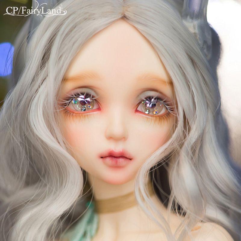 Märchenland Minifee EVA 1/4 BJD SD Puppen Modell Mädchen Jungen Augen Hohe Qualität Spielzeug Shop Harz Zahlen FL