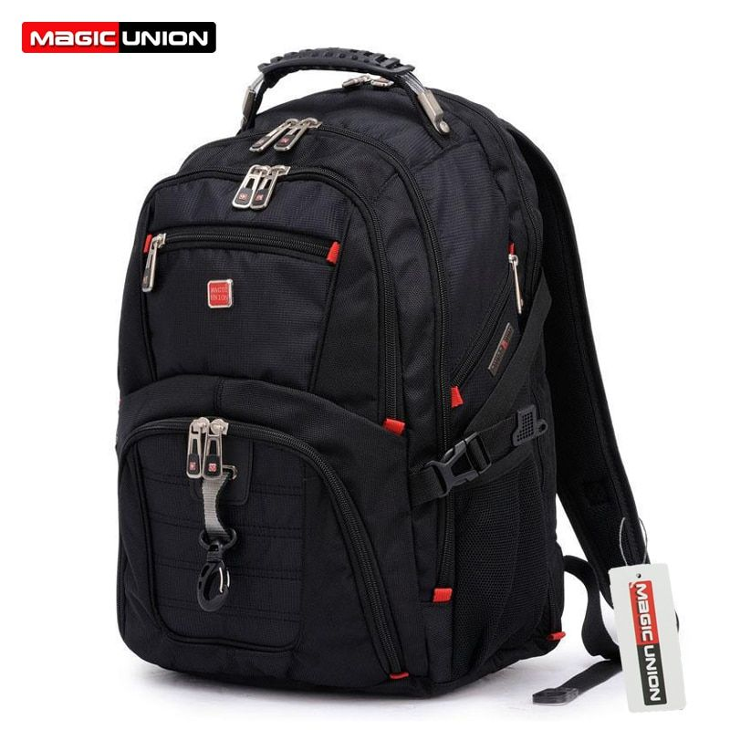 MAGIC UNION Oxford Men <font><b>Laptop</b></font> Backpack Mochila Masculina 15 Inch Man's Backpacks Men's Luggage & Travel bags Wholesale