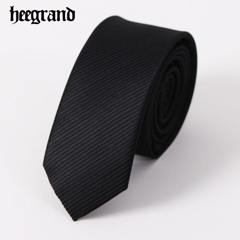HEE GRAND 2018 Krawatte Gentleman Krawatten Männer Hochzeit Formale Gestreifte Gravata Schlank Pfeil Krawatte Corbatas PLD057