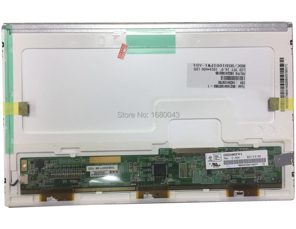 HSD100IFW1 A00 A01 A02 A04 A05 F01 F00 F02 F03 HSD100IFW4 10 LED-LCD-BILDSCHIRM