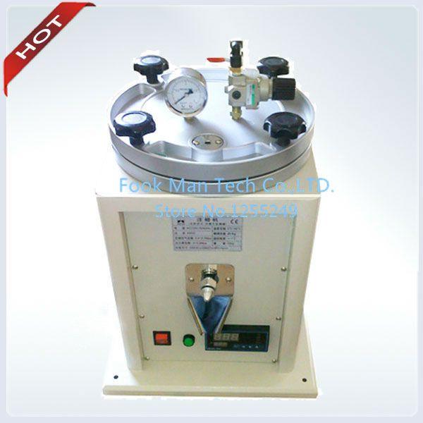 Heißer Spannung 220 V Temperatur 1-90 Schmuck Injector Maschine Wachsinjektor Schmuck Werkzeuge Schmuck machen kit tools goldschmied werkzeug