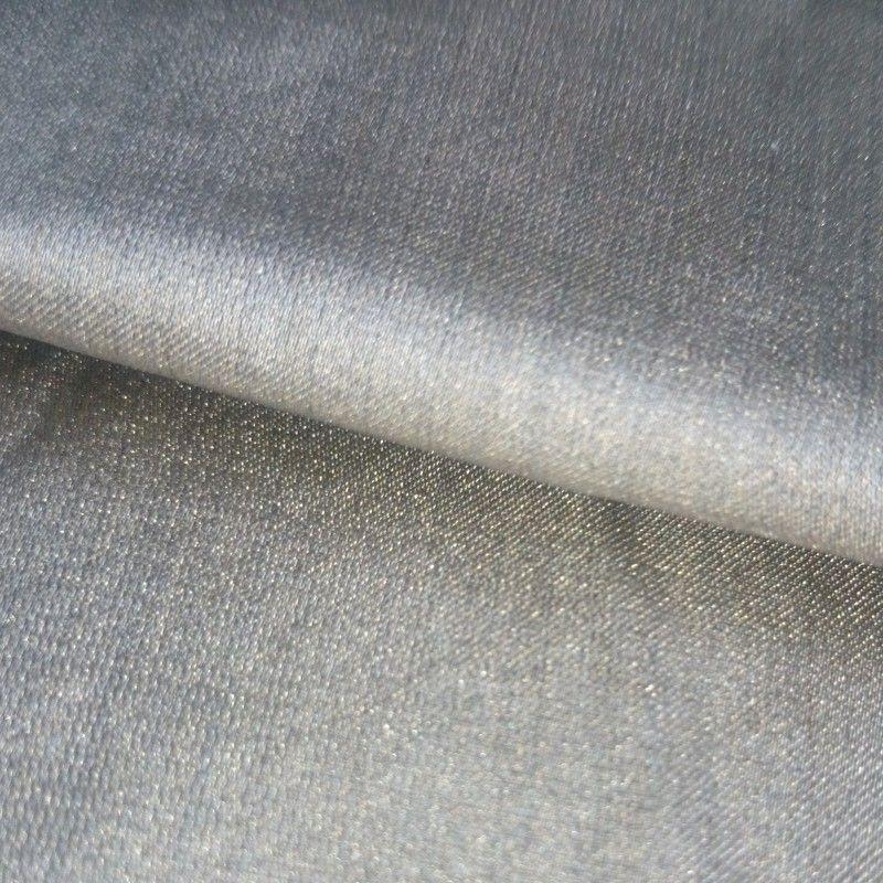 100% серебра волокна Экранирование ткань Anti-4G излучения ткань RFID Блокировка экранирования ткани