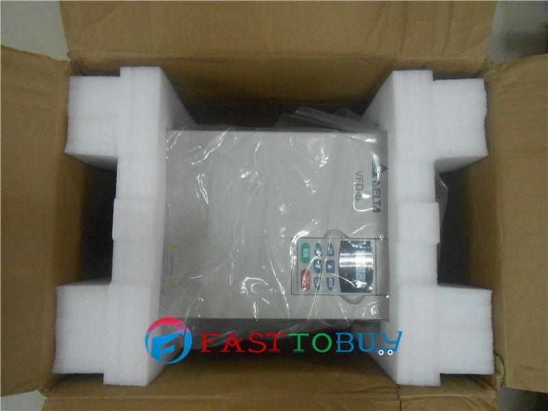 Delta Inverter VFD Variable Frequency Drive VFD150B23A 3 Phase 220 v 15KW 20HP 0,1 ~ 400 hz Holz carving & maschine werkzeug