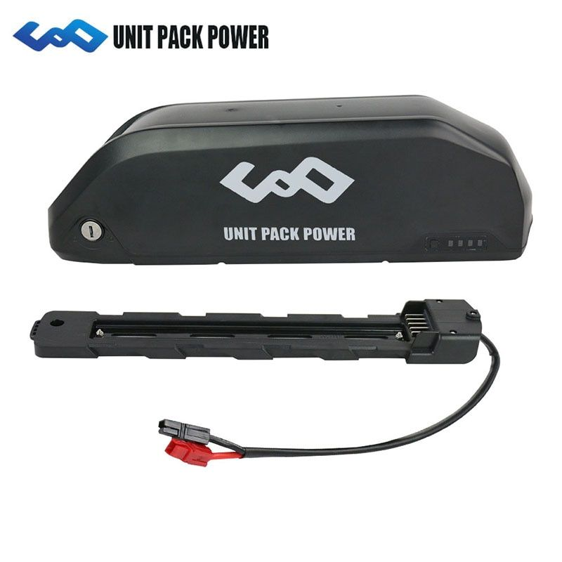 2019 Newest US EU No Tax 52V 17.5Ah Hailong Battery 52V Ebike Shark Battery with Samsung Cell+ 40A BMS for 1200W 1400W Motors