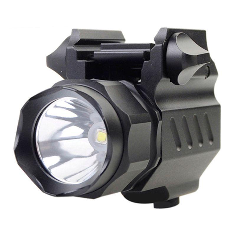 TrustFire G01 LED Tactical Flashlight 2-Mode 320LM Military Weapon Lights Pistol Handgun Torch Light Handheld Flashlights